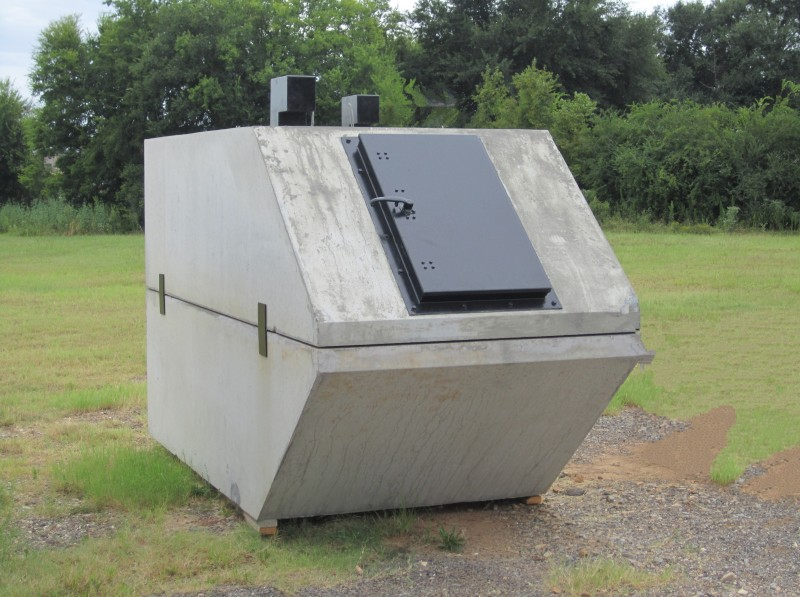 how to make a storm shelter