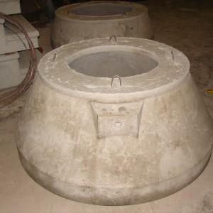 Concentric Cone Concrete