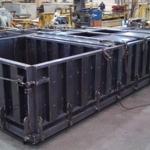 Liquid Containment Form 1000/500 Gallon