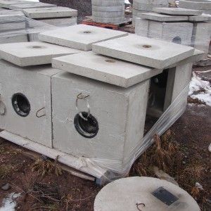Distribution Box 3 Position W/Seals