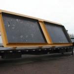 Tilt-up Wall Panel Form Top View