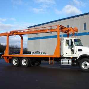 Hydrabrute Truck on a Sterling Chassis