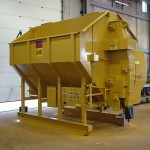 WDZ-200 Mixer without Chute ready to ship